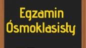 Harmonogram dowozu uczniów na Egzamin Ósmoklasisty